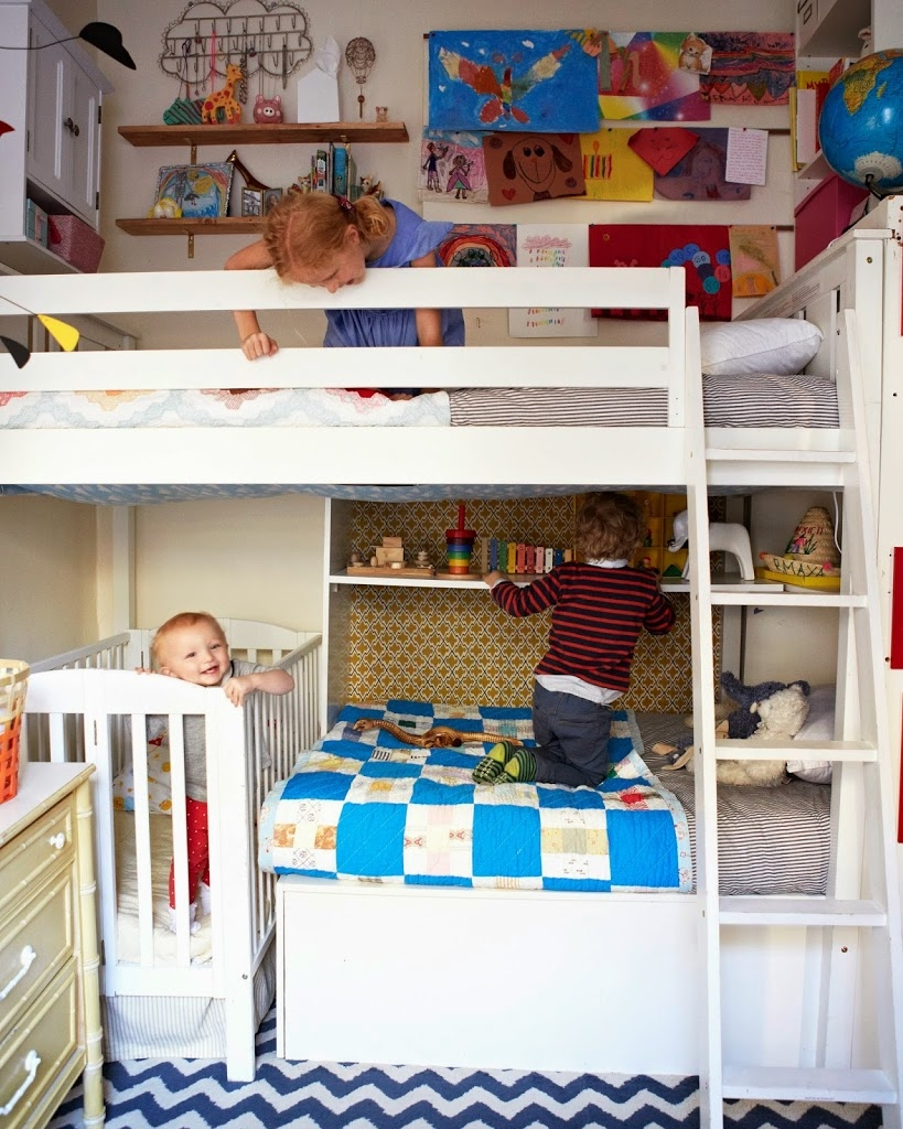 [kids room] kids-bedroom-best-bunk-beds-decorating-tips-cupofjo