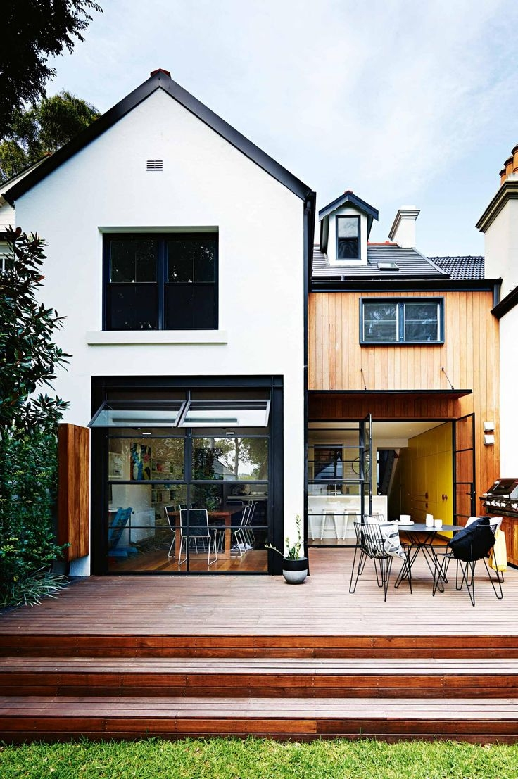 [yard] garage back door