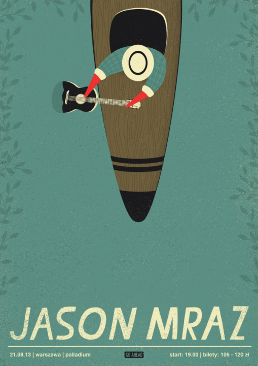 [poster] [illustration] jason_mraz_0