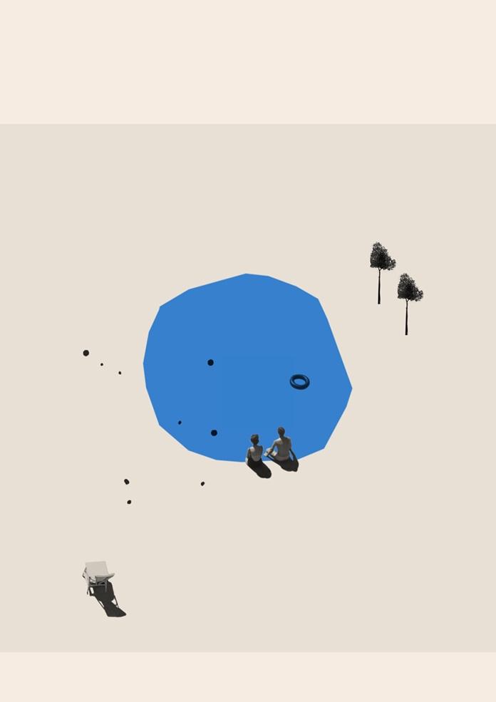 [minimal] [color] [illustration] cristiana couceiro