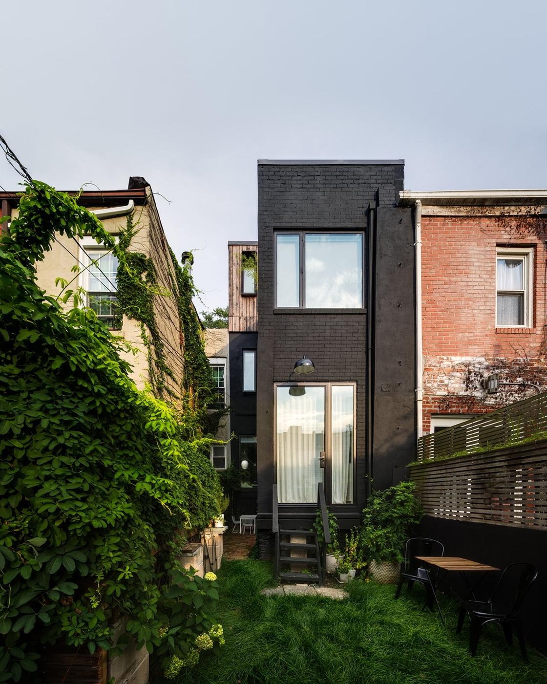 [house] outside