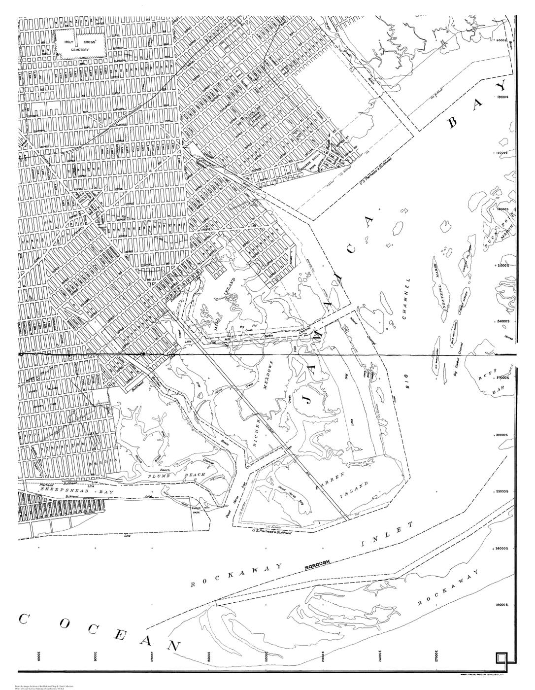 [map] [brooklyn] [new york] JB