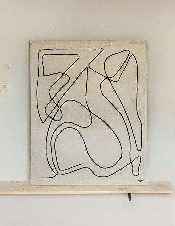 [art] [simple] [line]