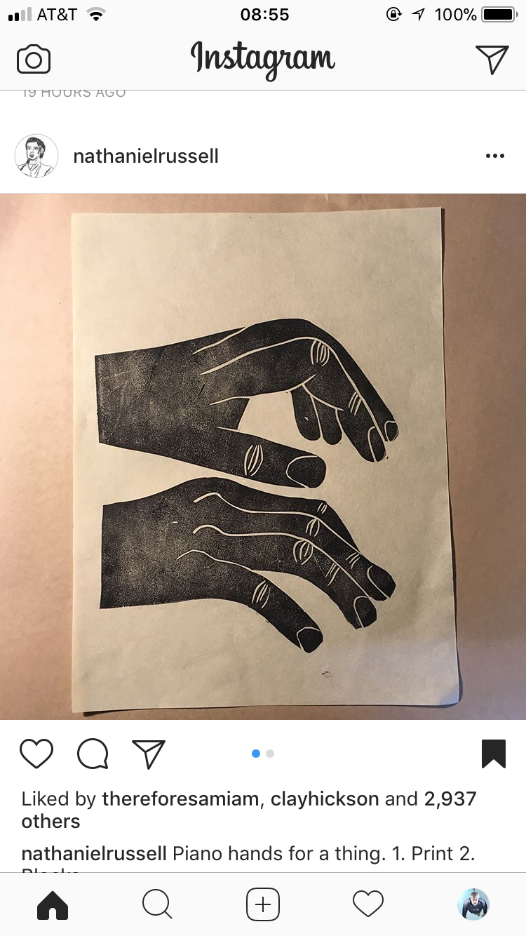 piano hands nathaniel russell
