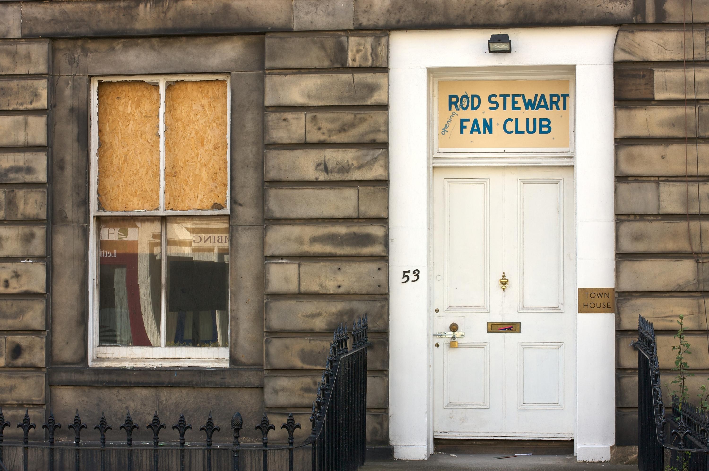 The Rod Stewart Fan Club