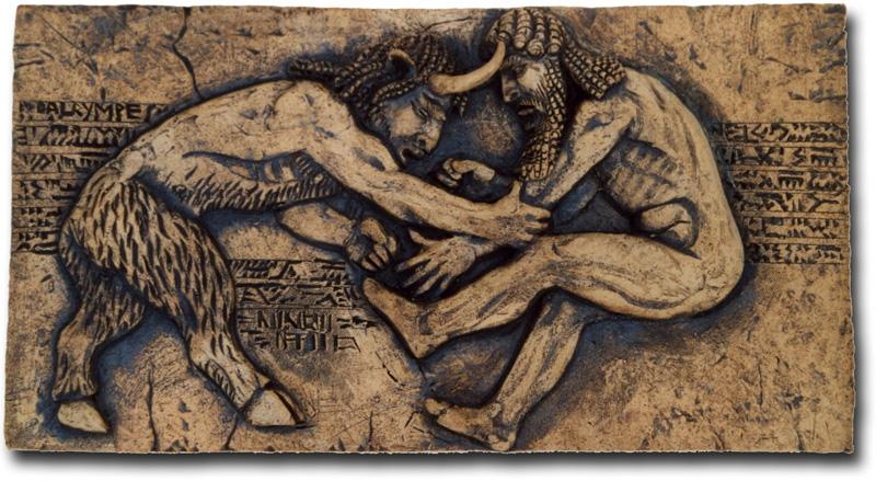 Gilgamesh by Neil Dalrymple