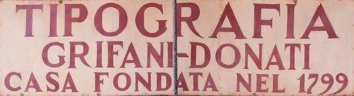 Typografica Griffani-Donati