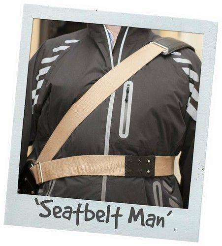 Seatbelt Man!