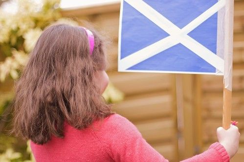 Our Scotland Flag