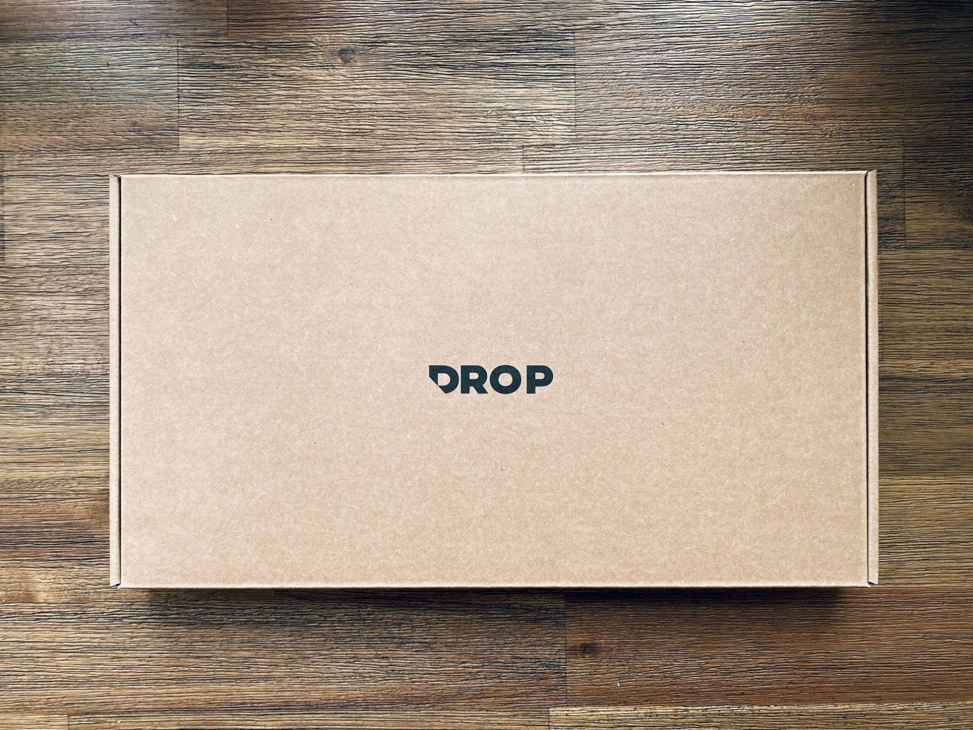 Drop + Invyr Holy Panda Mechanical Switches box