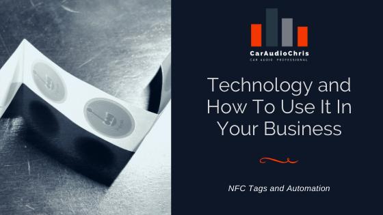 NFC Tags Blog