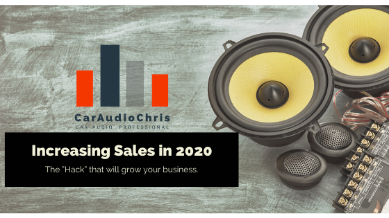 Increase Retail Sales in 2020