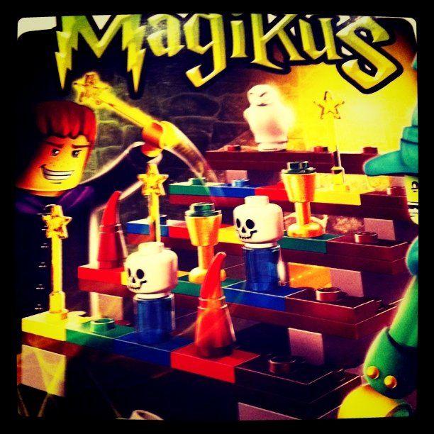 Lego Magikus