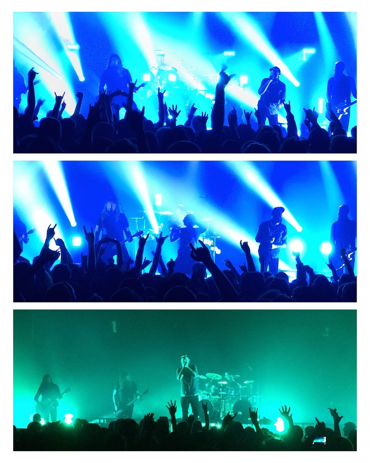 In Flames - AB Brussel