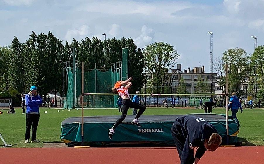 Arwen springt