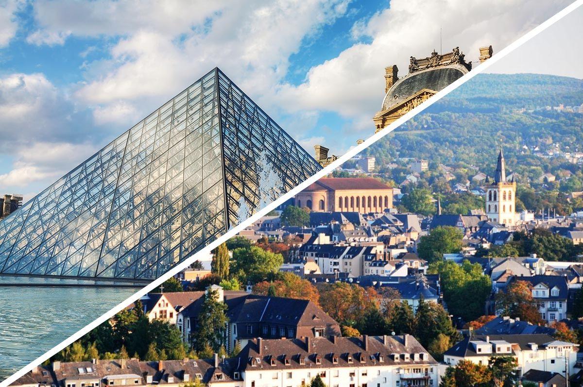 Parijs -> Trier
