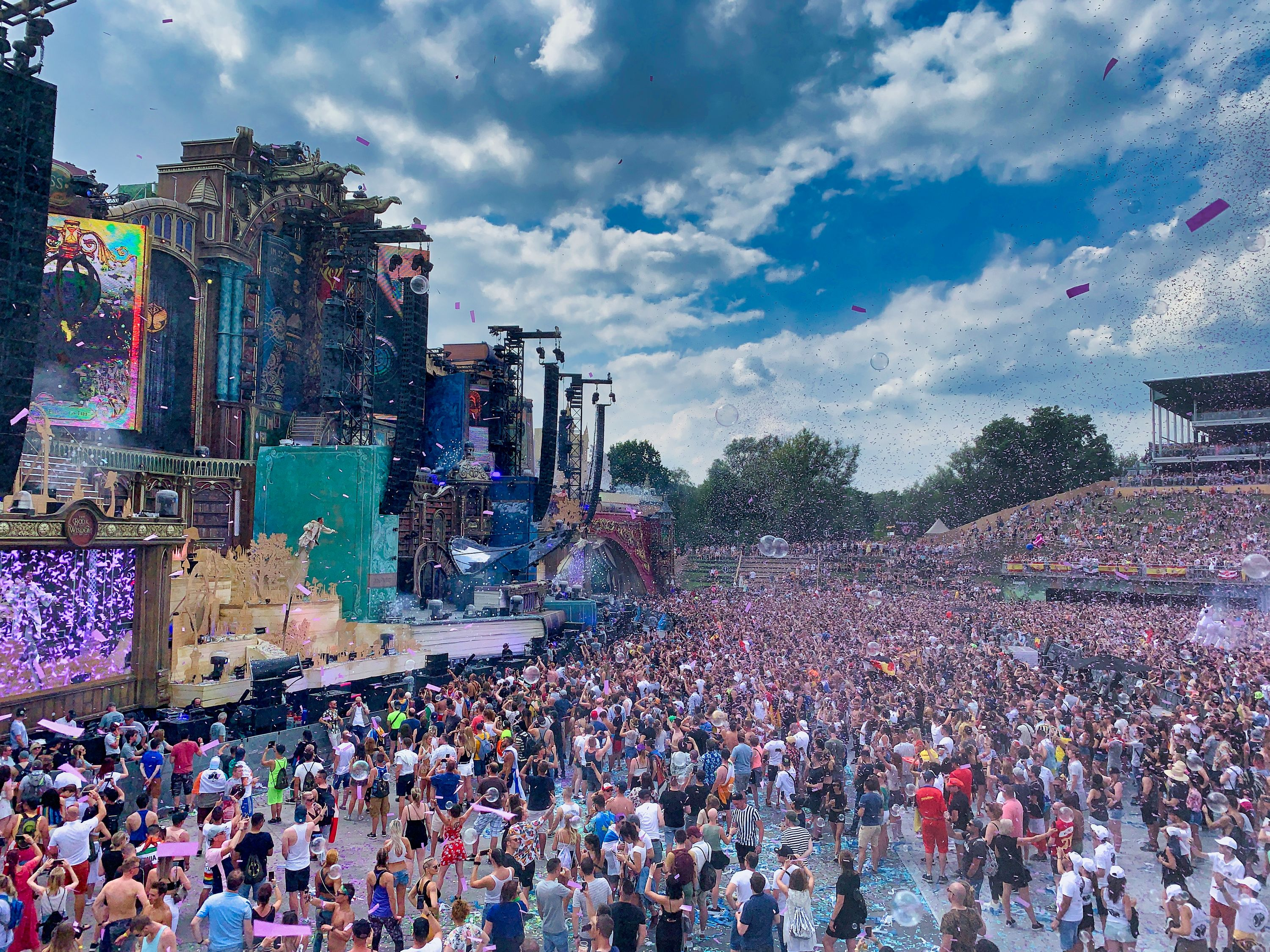 Tomorrowland 4