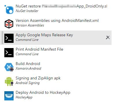 beta build steps