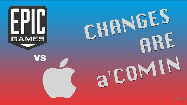 Changes Are A'Comin' (Probably) Banner Image