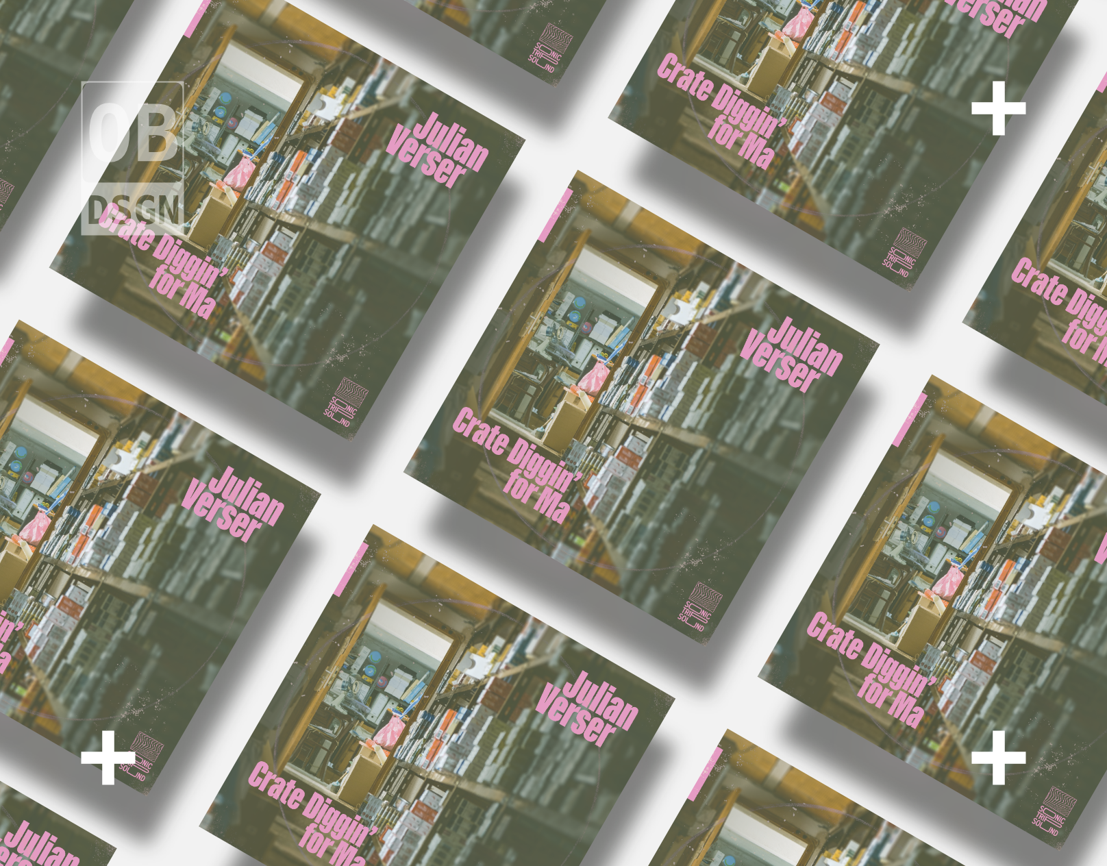 crate diggin' album cover