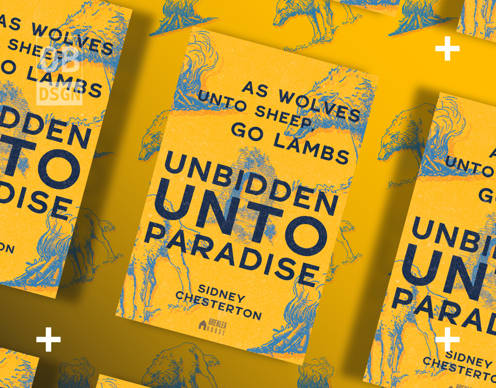unbiden wolves book cover