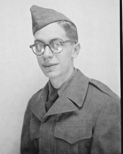 Paul Greenberg, September 26, 1950, Fort Dix, NJ