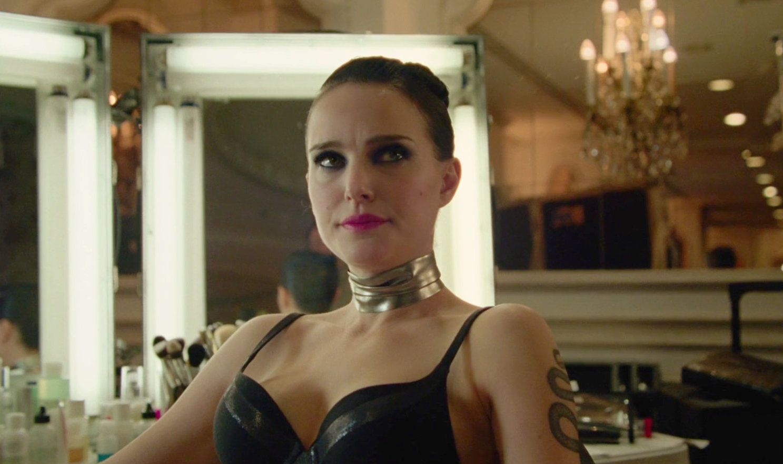 Natalie Portman in Vox Lux: fame game