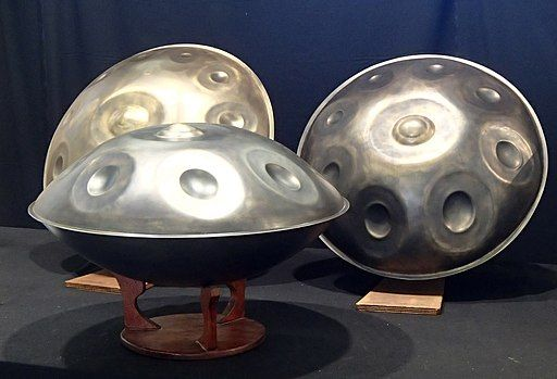 Three Handpans