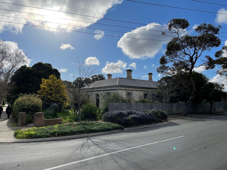 A lovely house