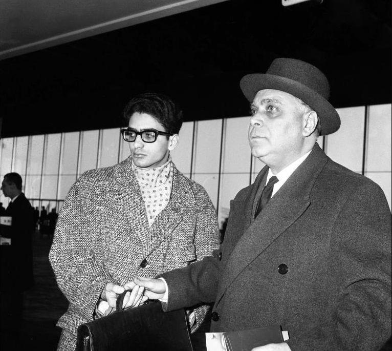 sergio mattarella, 1963