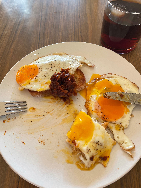 alison roman eggs
