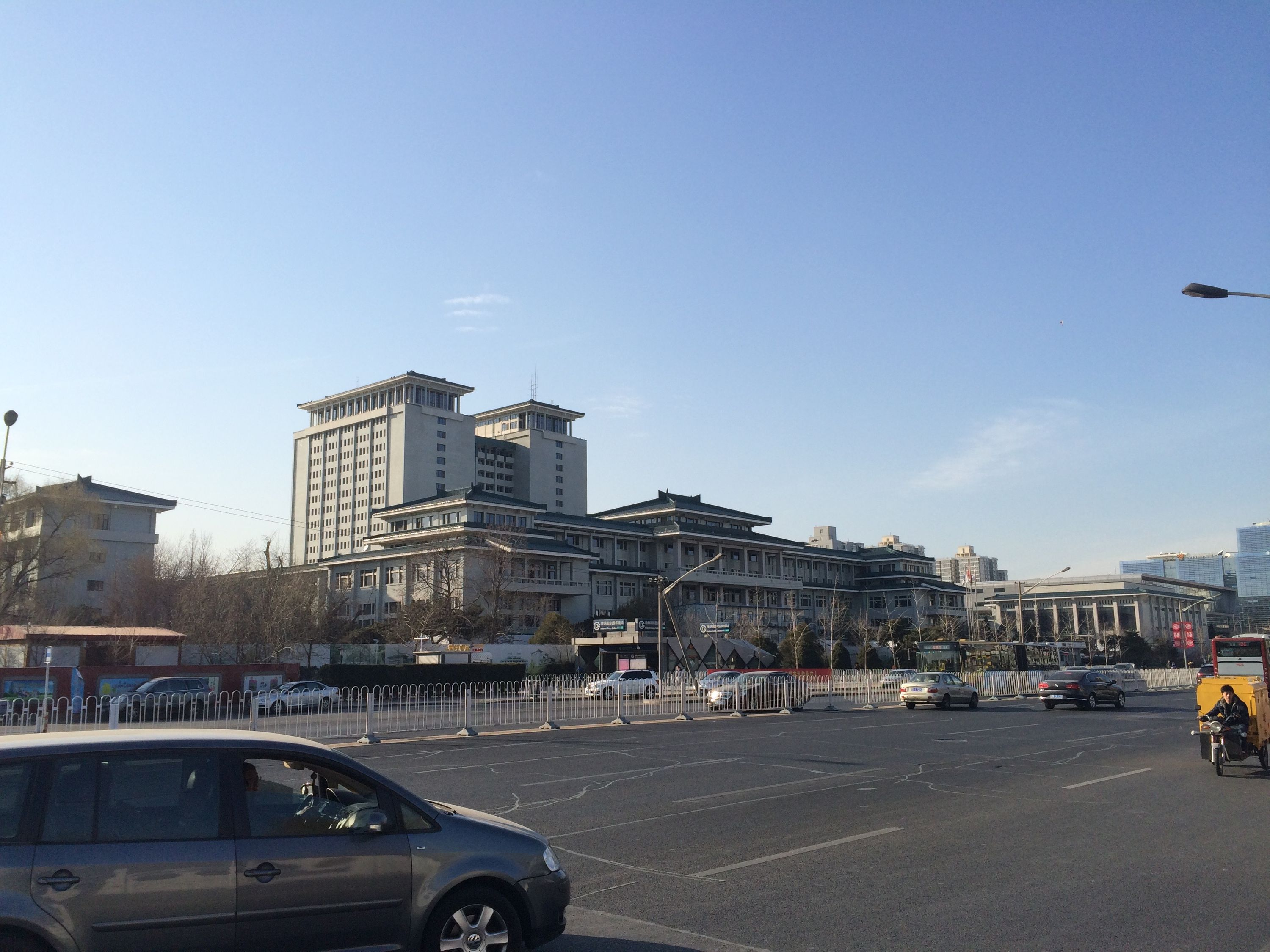 The National Library of China, March 2015