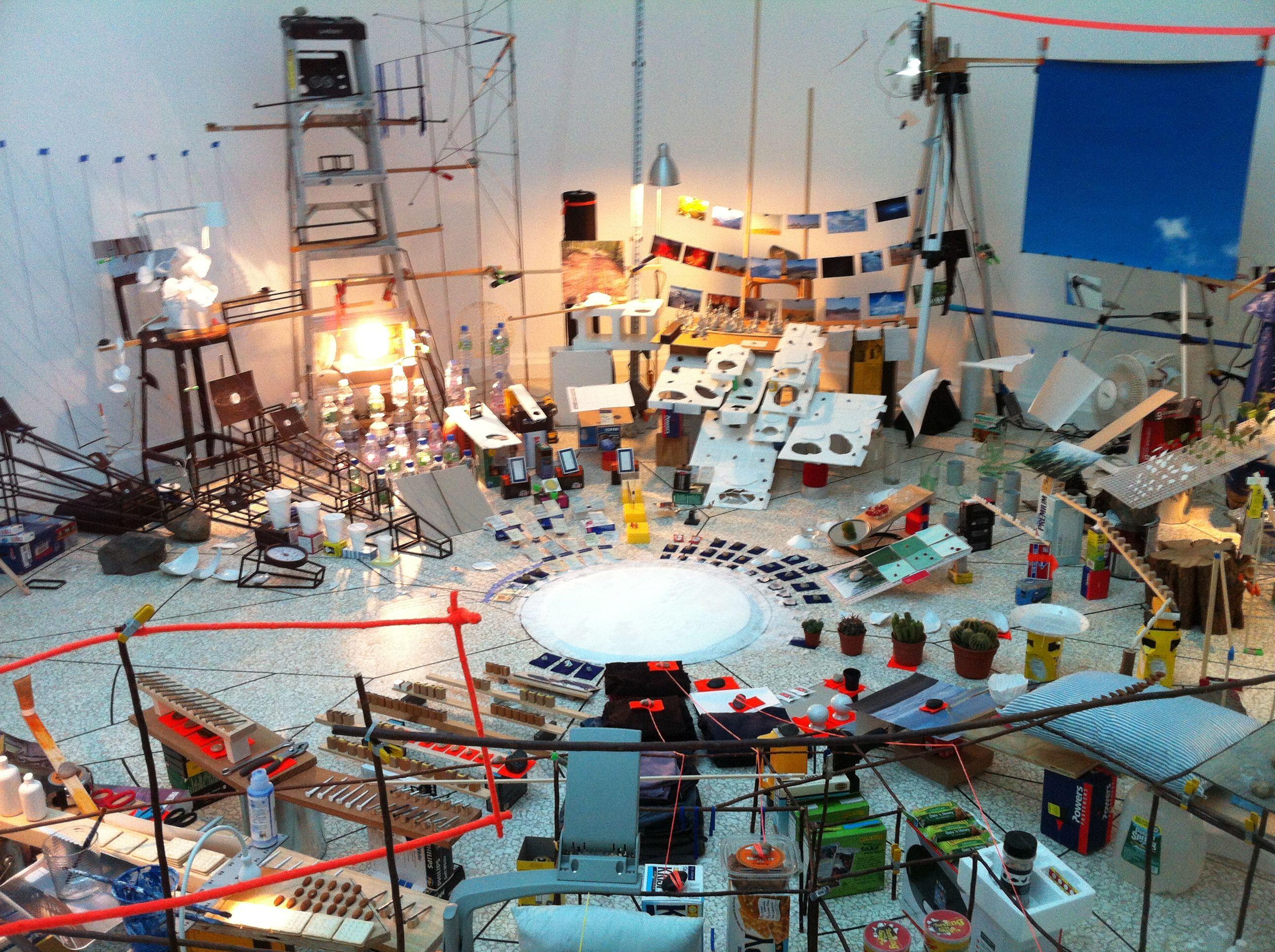 la biennale di venezia, usa pavillon, june 2013