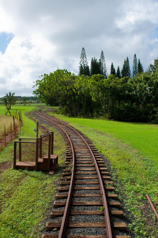 Kilohana Plantation Railway