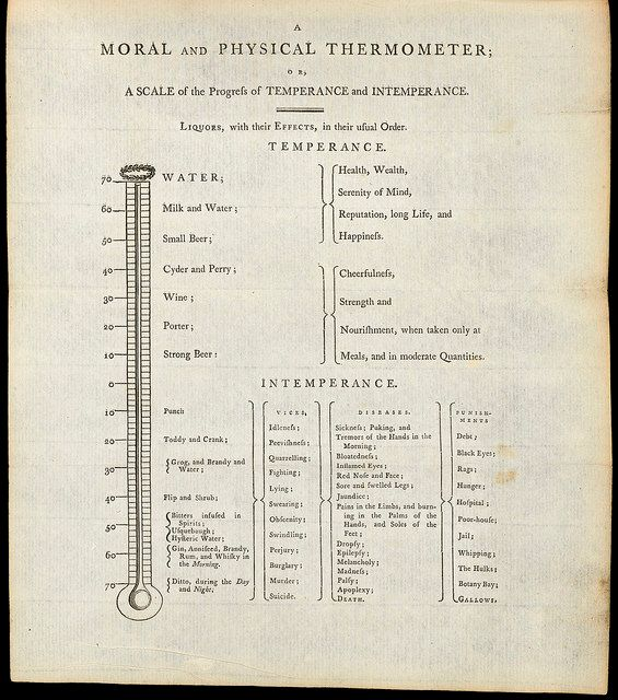 Moral and Physicial Thermometer