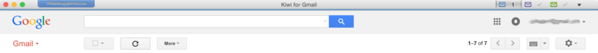 Kiwi for Gmail Screenshot