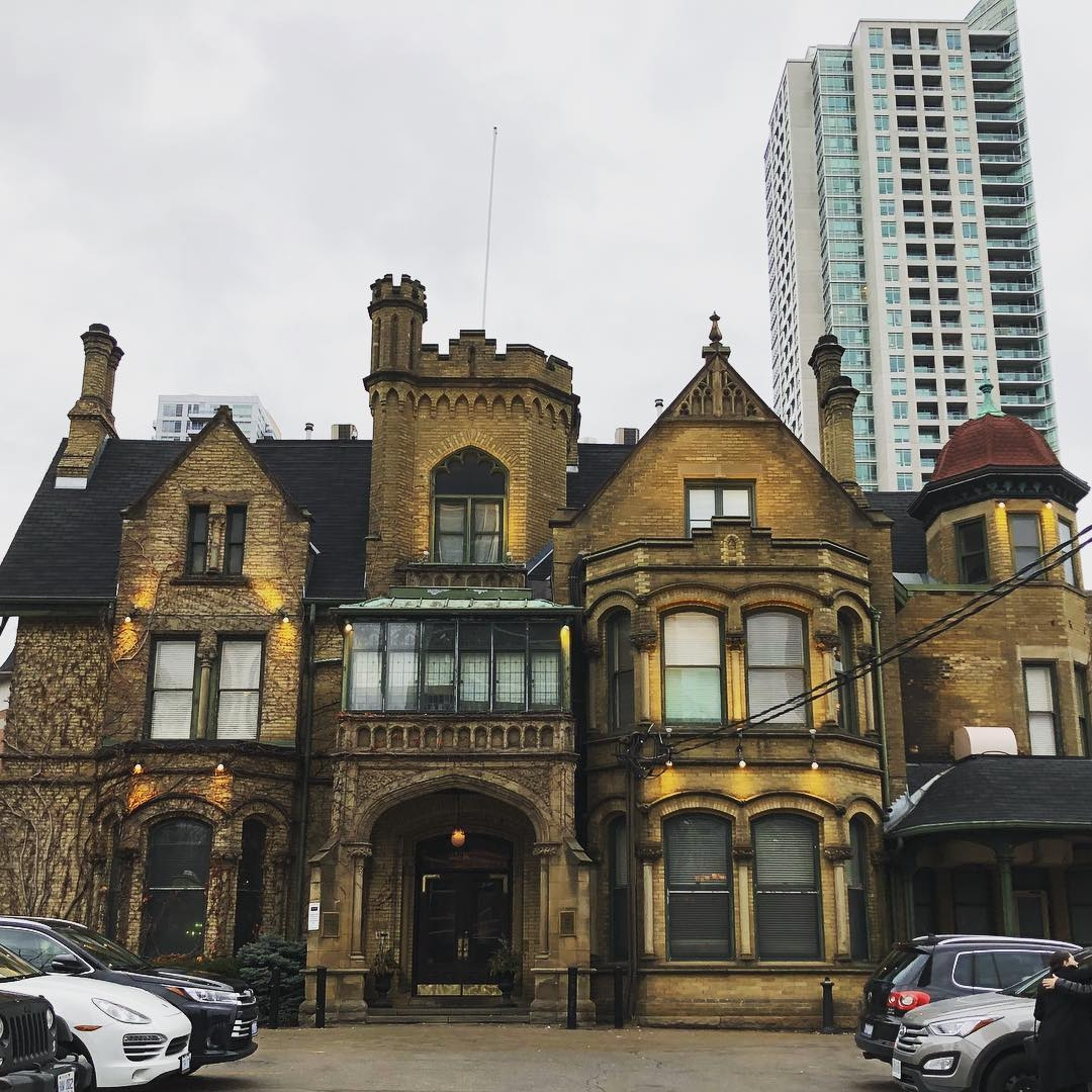 the keg mansion toronto