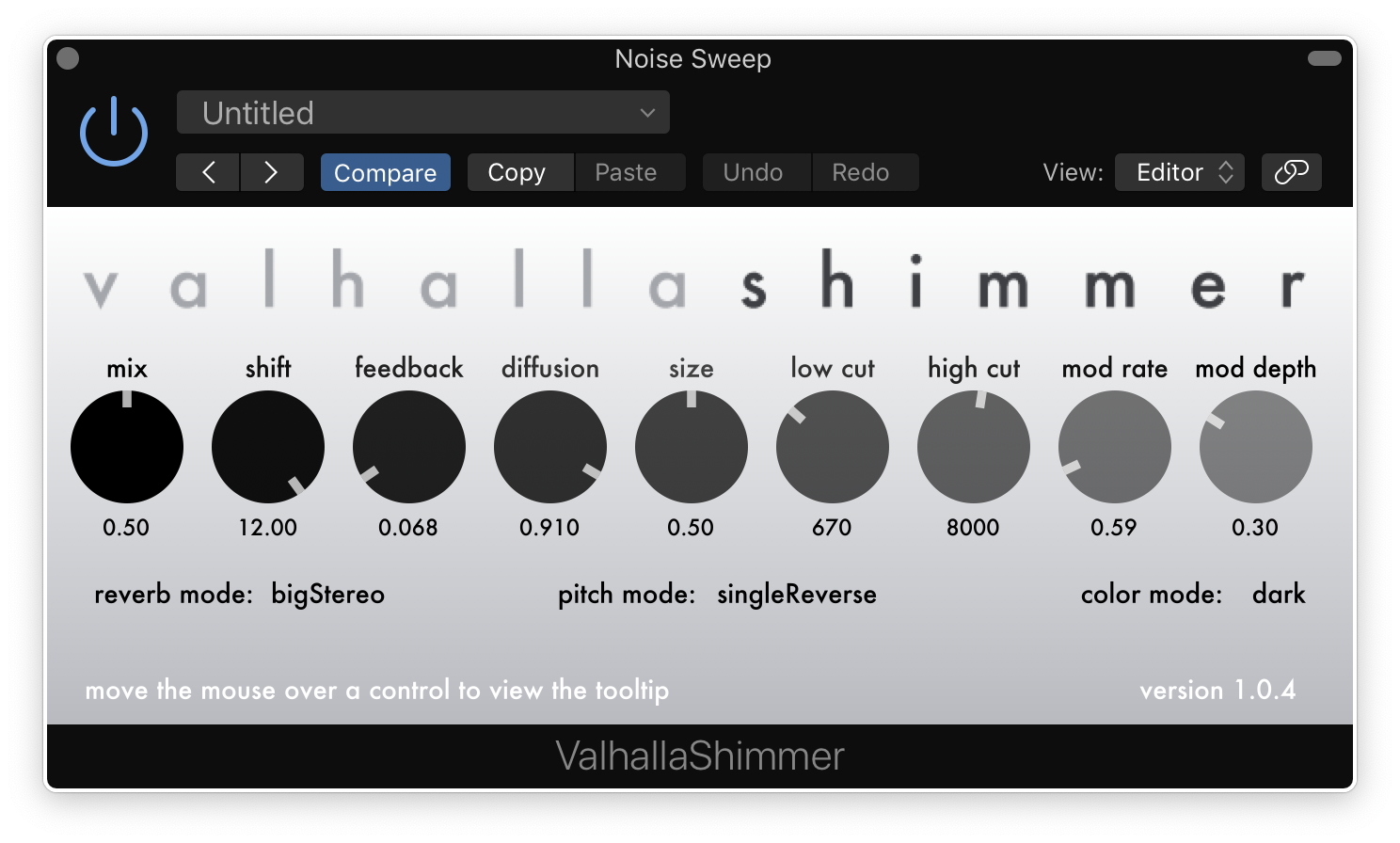 Valhalla DSP can always be relied upon to produce top-notch plugins that are affordable and easy to use.