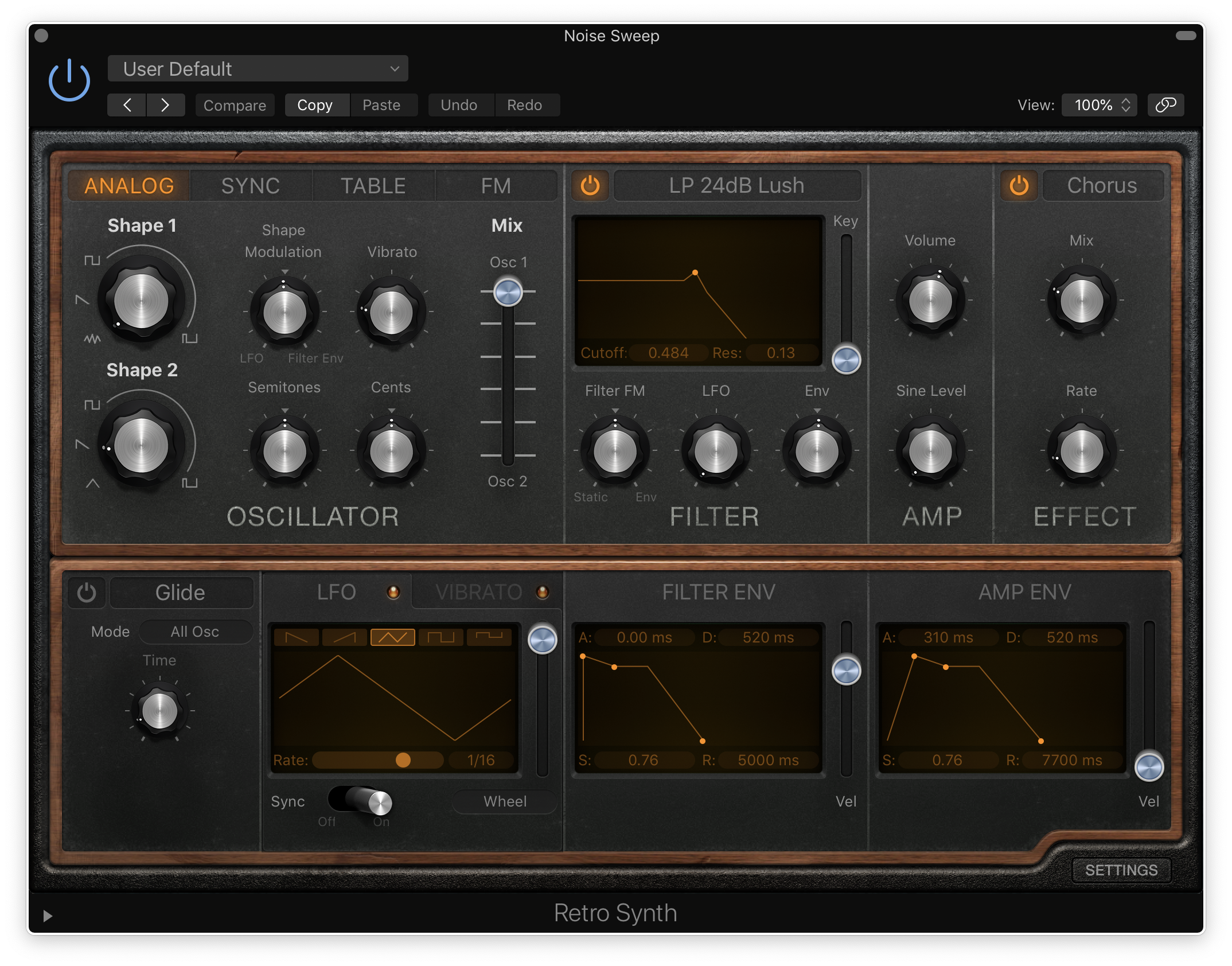 Retro Synth is an under-appreciate tool in Logic's amazing arsenal of stock instruments.