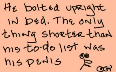 A Short To Do List