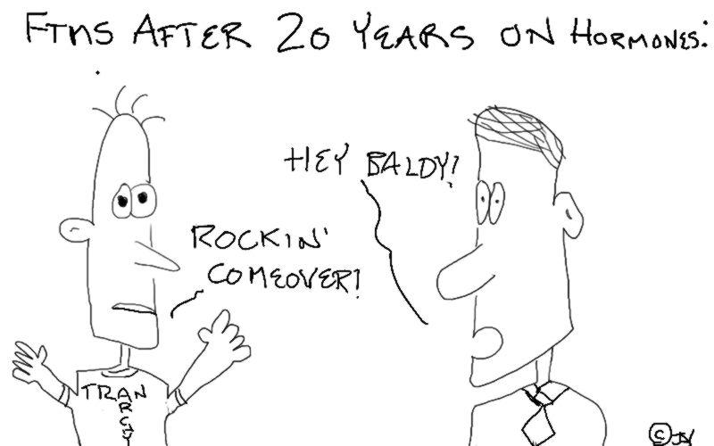 After Twenty Years on Testosterone