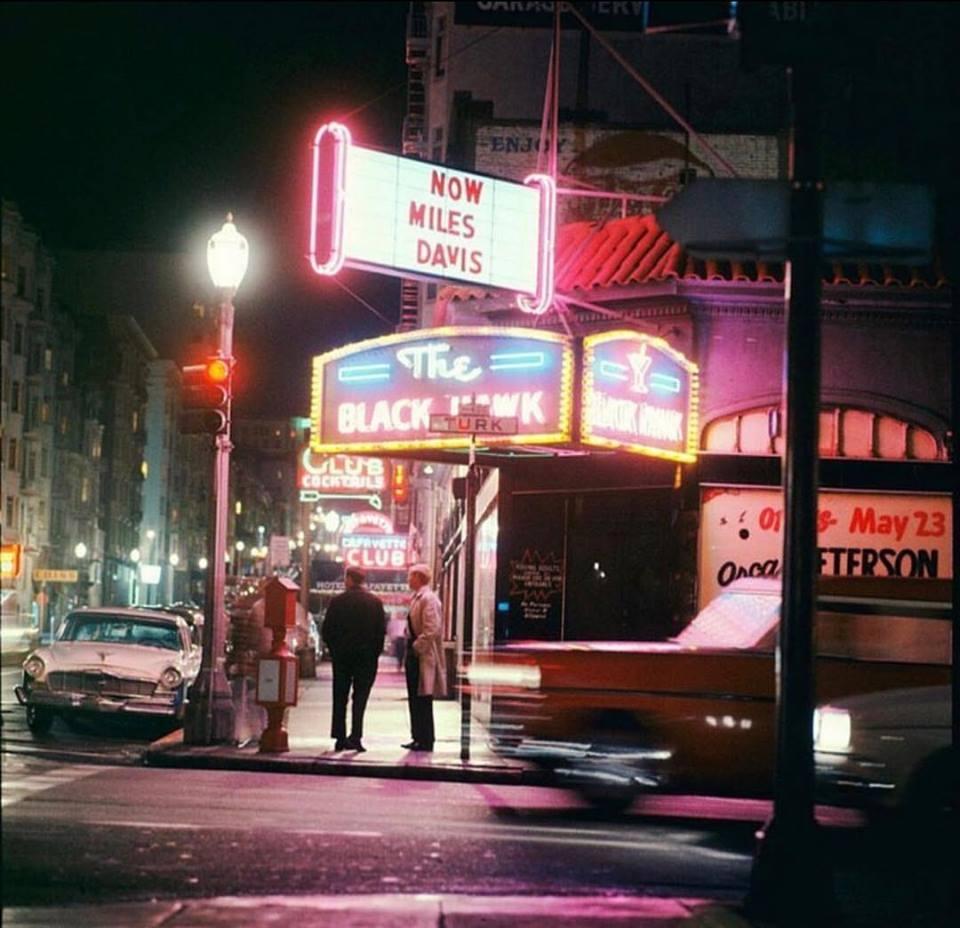 San Francisco 1961