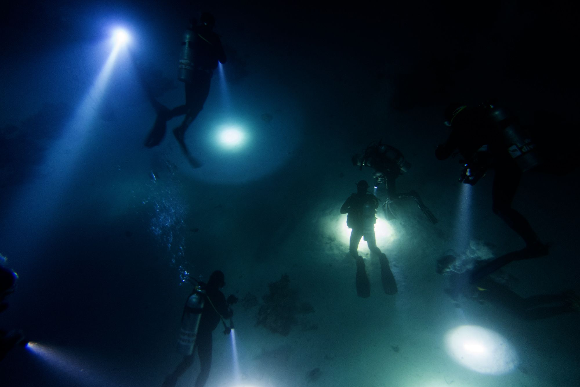 Ian Baker: Red Sea