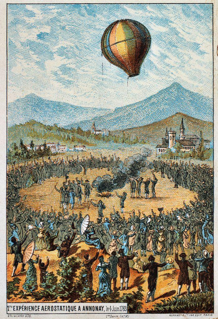 Fly balloon fly