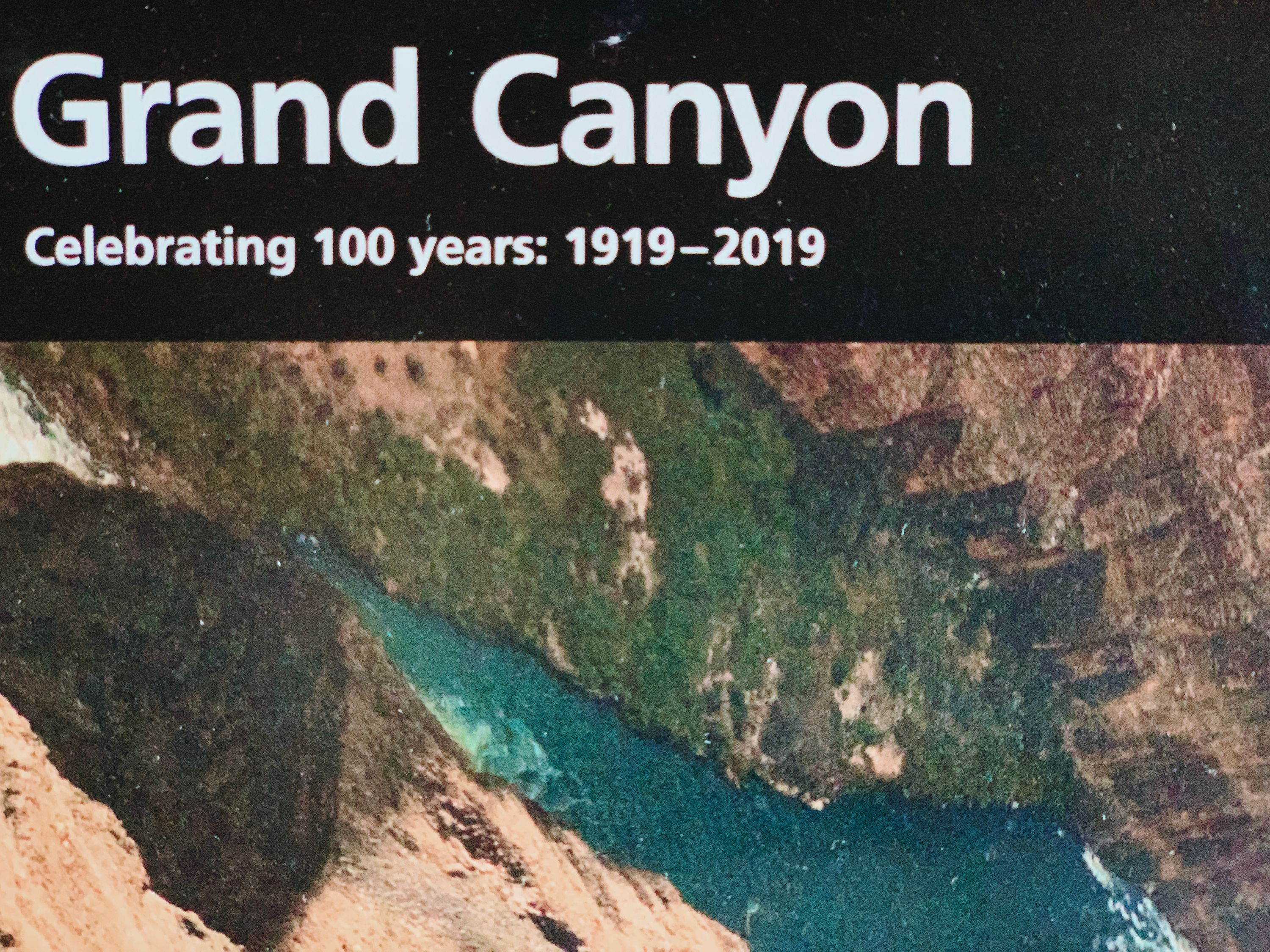 The Grand Canyon is celebrating 100 years in 2019