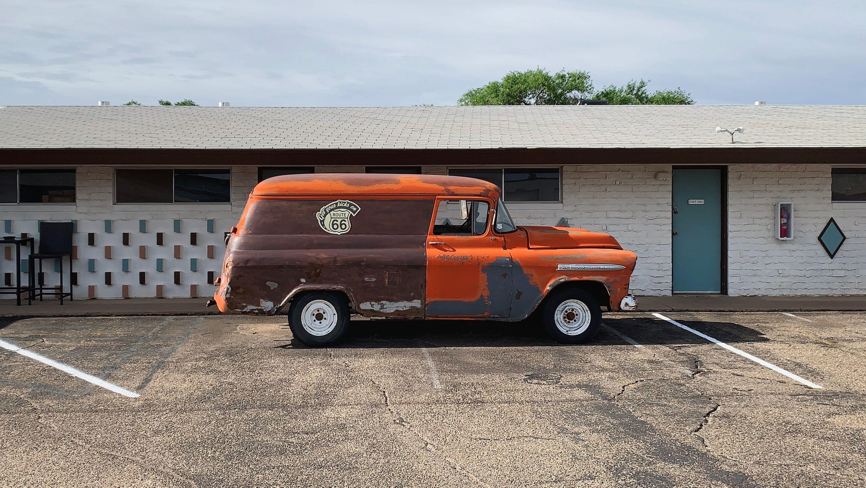 Motel Safari in Tucumari, NM