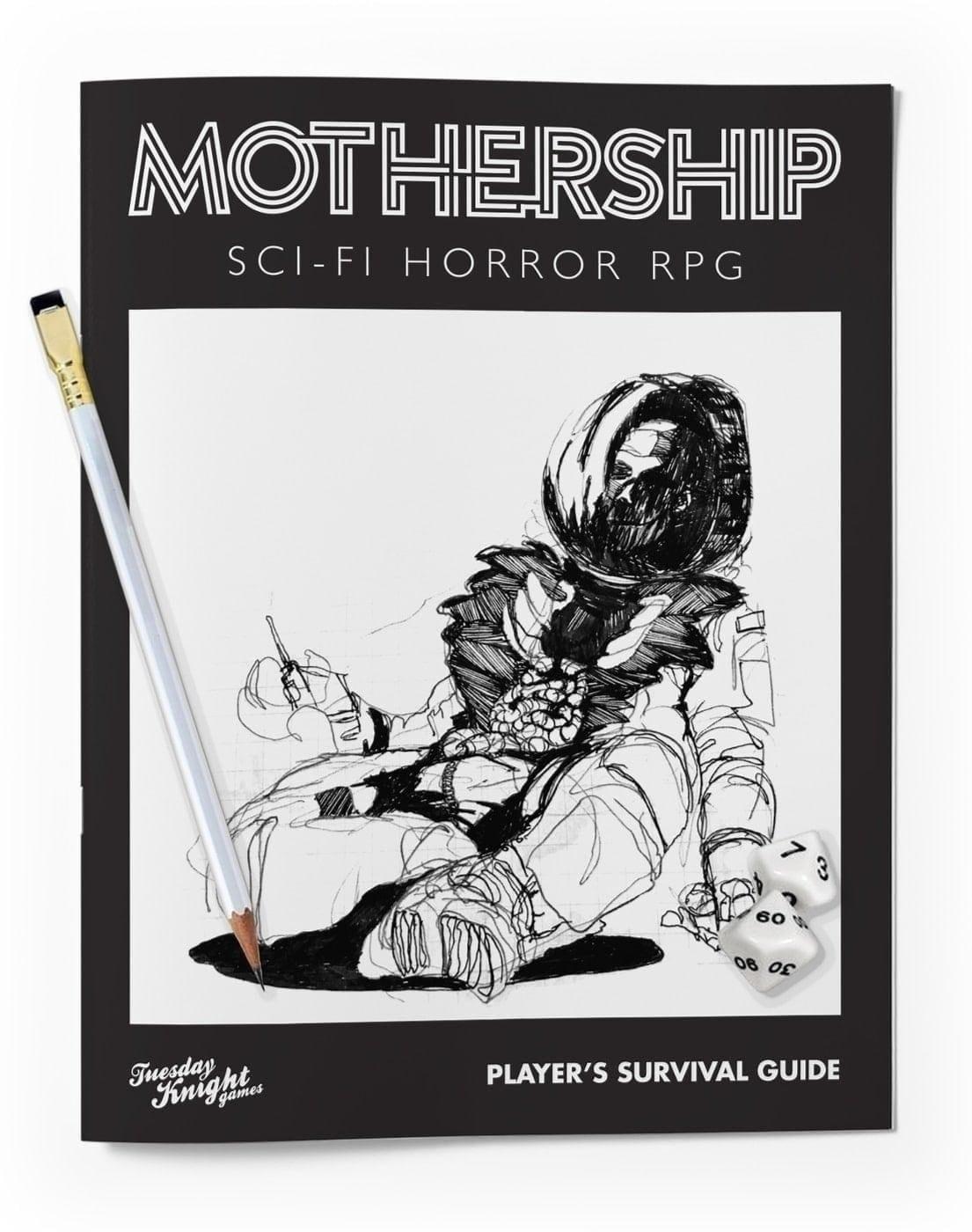 The Alpha Zine Edition of Mothership