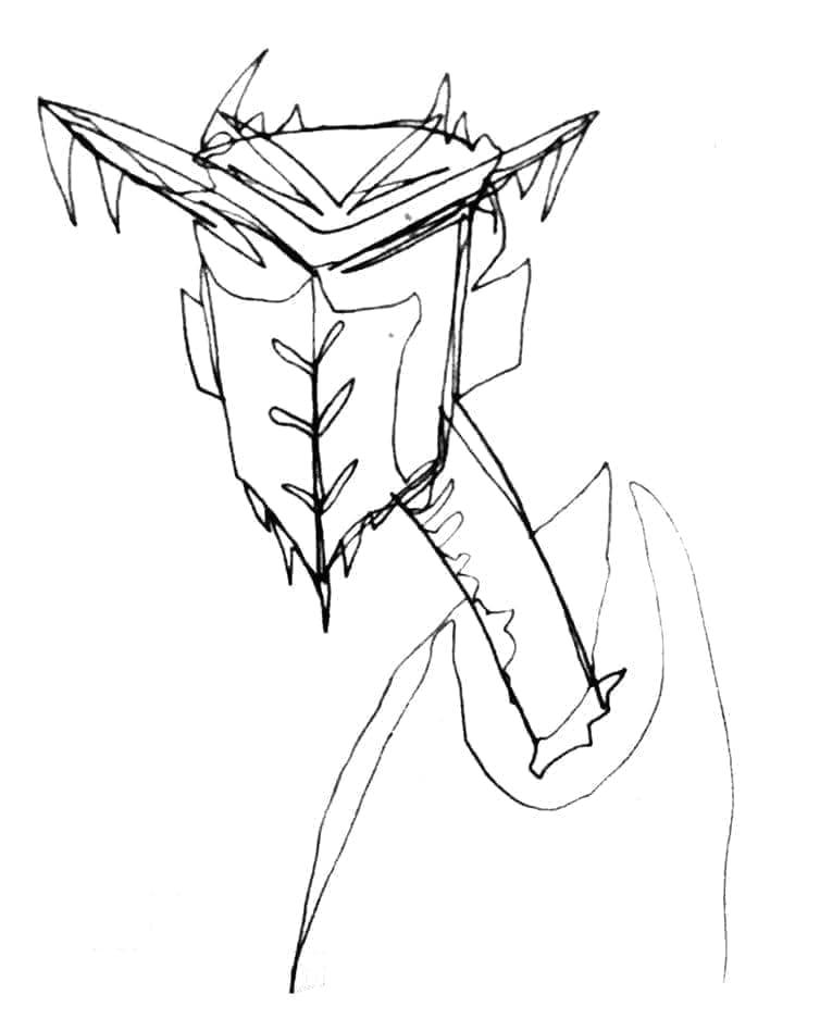 Masked Servant
