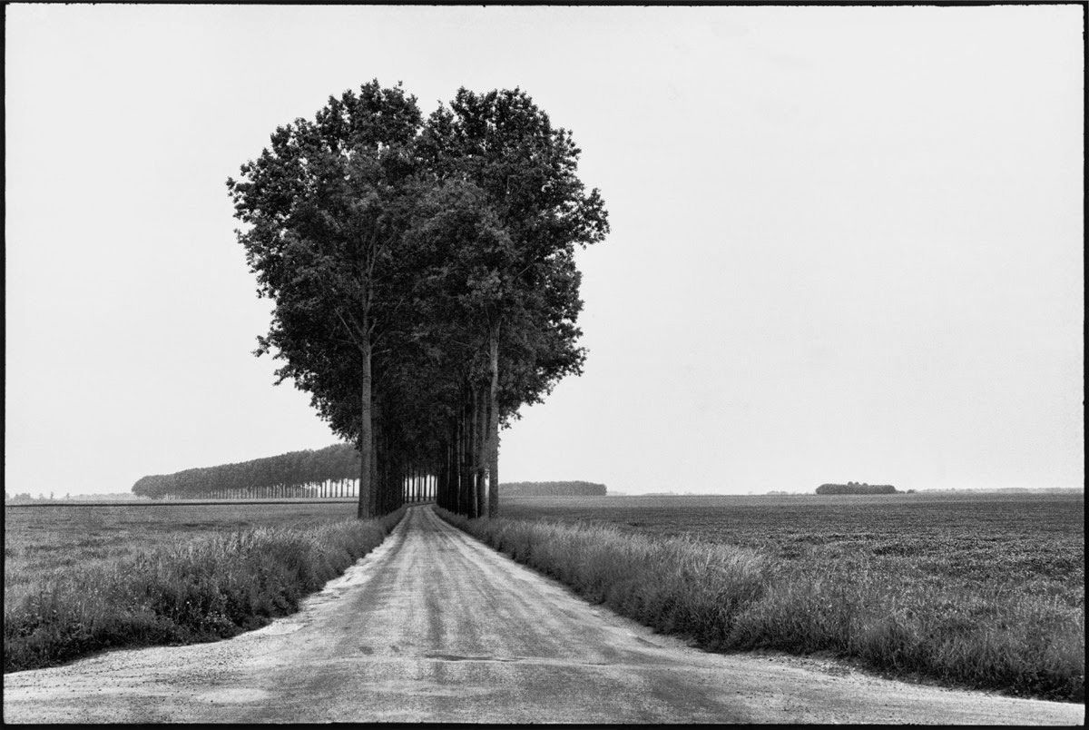 Henri Cartier-Bresson – Brie, France, June 1968