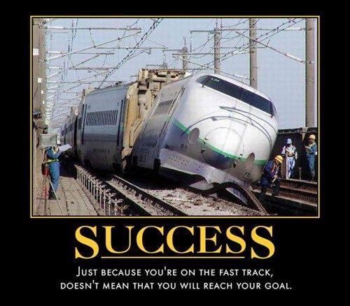 Meme de la llegada del tren a la ciudad de Lumiere